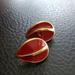 VTG Napier earrings